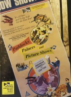 Paddocks Palaces and Picture Shows Book cover
